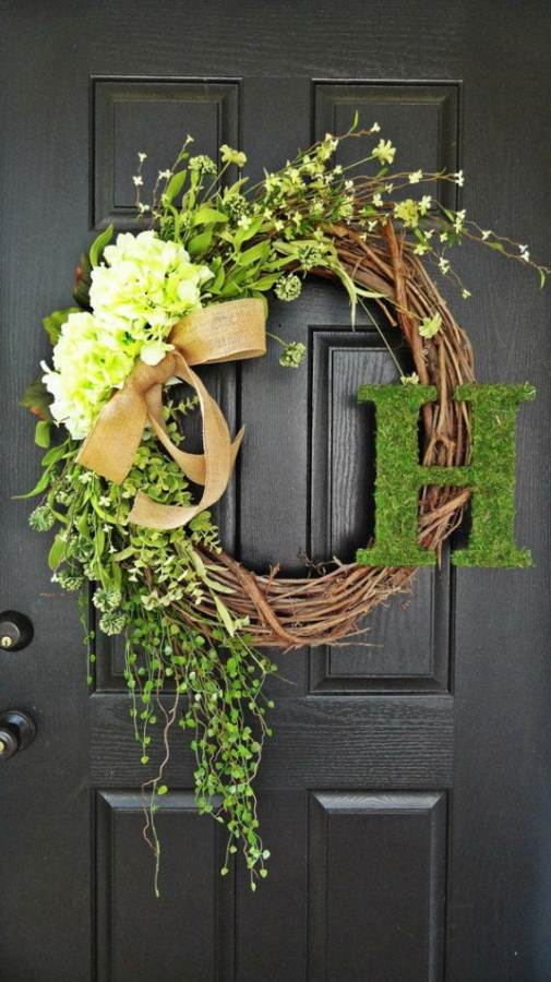Awesome Spring And Easter Ideas to Spruce Up Your Porch  _09