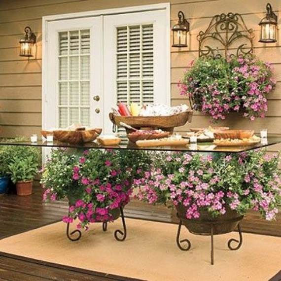 Awesome Spring And Easter Ideas to Spruce Up Your Porch - family ...