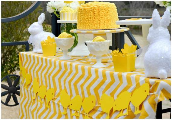 Awesome Spring And Easter Ideas to Spruce Up Your Porch  _12
