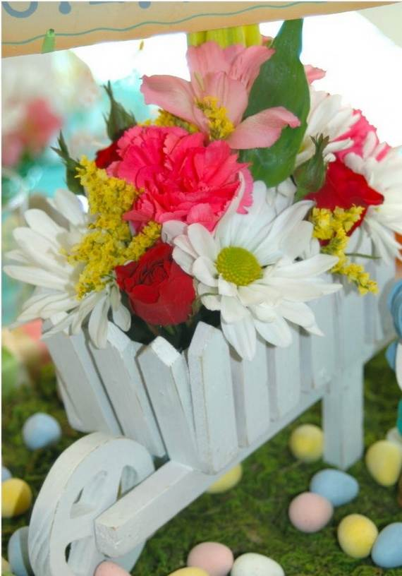 Awesome Spring And Easter Ideas to Spruce Up Your Porch  _14