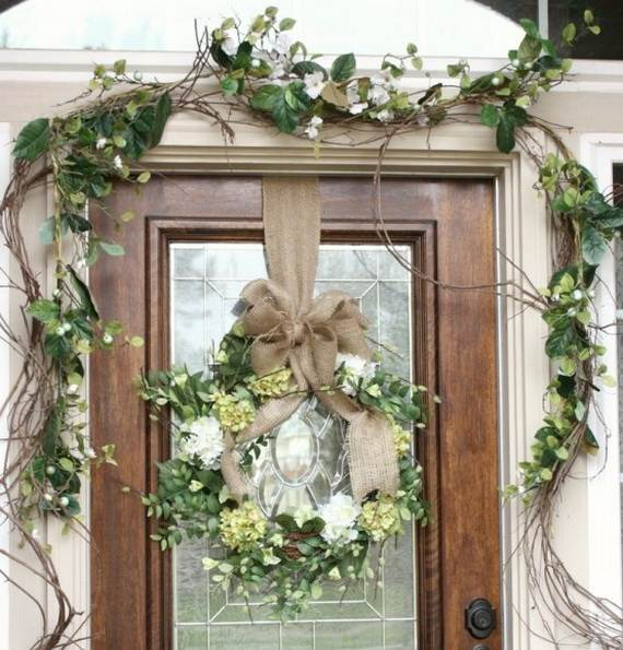Awesome Spring And Easter Ideas to Spruce Up Your Porch  _15