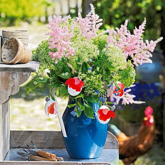 Awesome Spring And Easter Ideas to Spruce Up Your Porch  _16