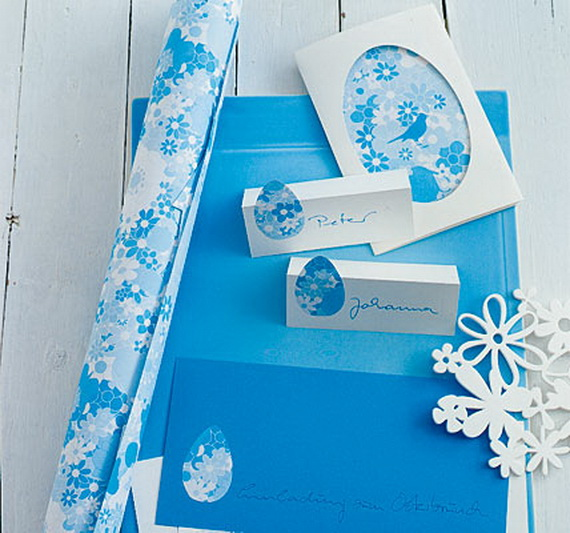 Creative Easter Ideas  In Blue And White_02
