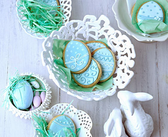 Creative Easter Ideas  In Blue And White_04