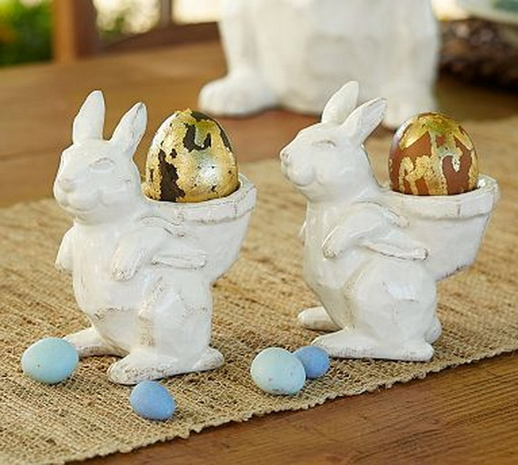 Creative Easter Ideas  In Blue And White_05
