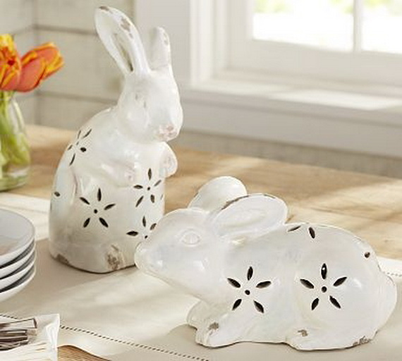 Creative Easter Ideas  In Blue And White_08