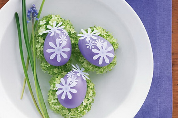 Creative Ways to Decorate With Easter Eggs_01