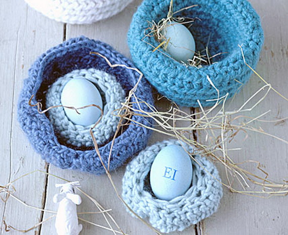 Creative Ways to Decorate With Easter Eggs_02