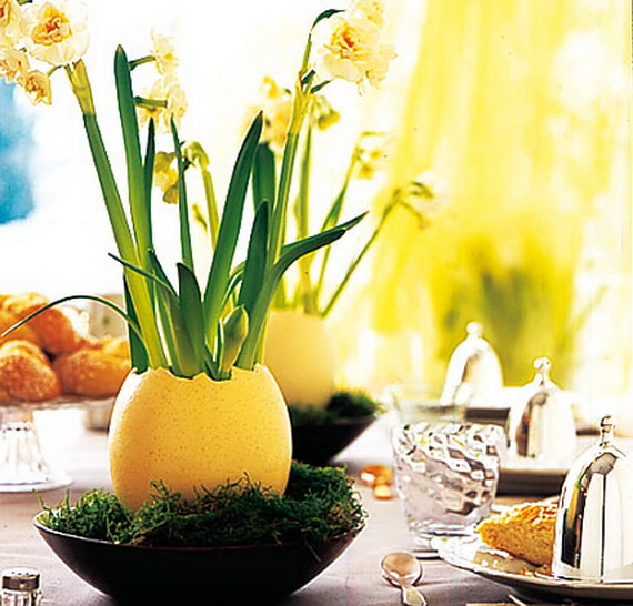 Creative Ways to Decorate With Easter Eggs_07