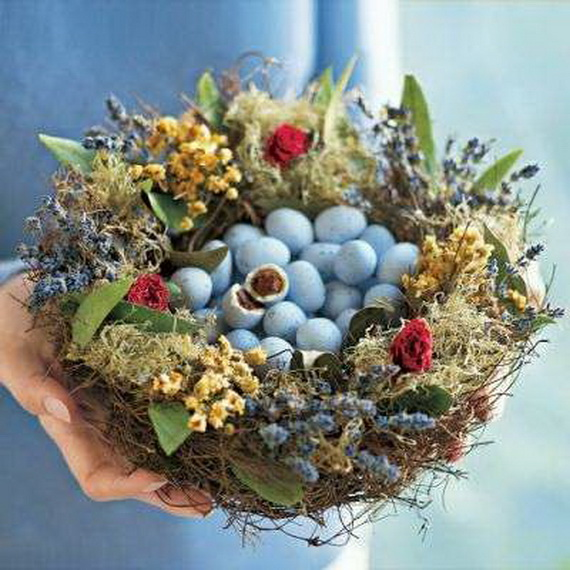 Creative Ways to Decorate With Easter Eggs_10