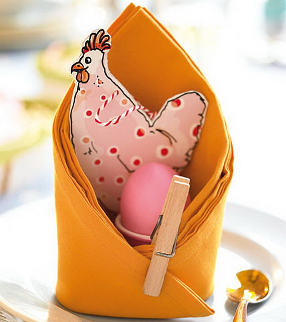 Creative Ways to Decorate With Easter Eggs_13