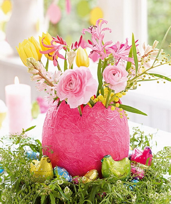 Creative Ways to Decorate With Easter Eggs_33
