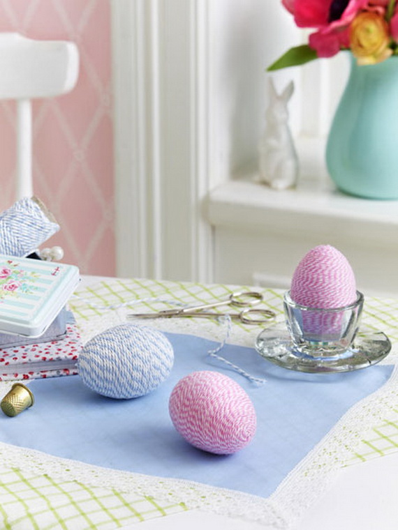 Creative Ways to Decorate With Easter Eggs_43
