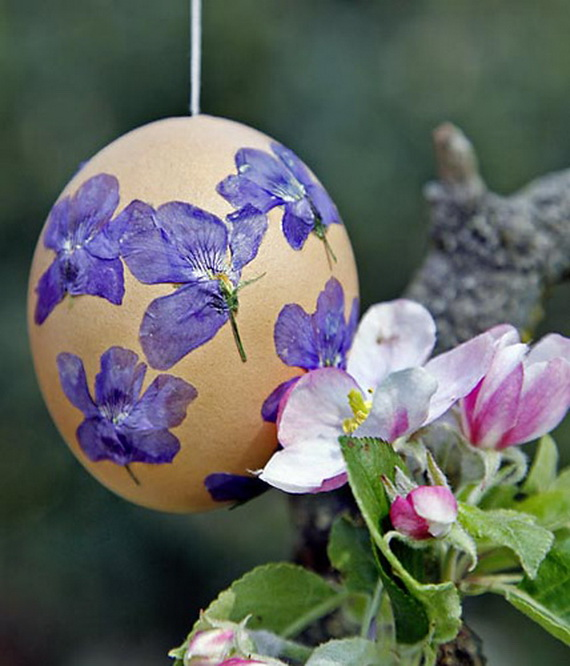 Creative Ways to Decorate With Easter Eggs_45