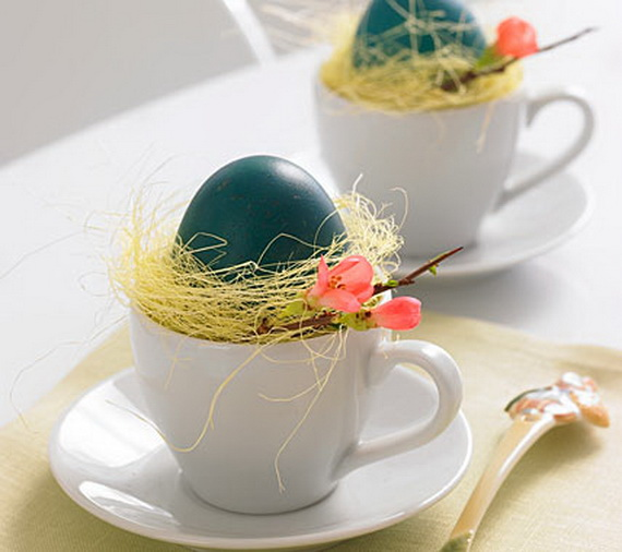 Creative Ways to Decorate With Easter Eggs_53