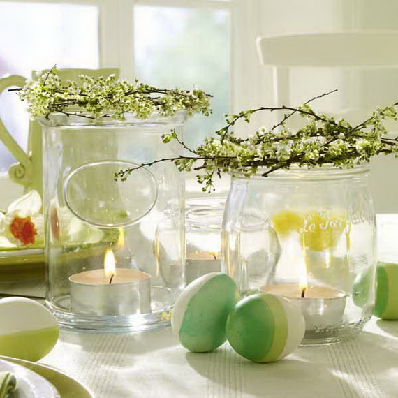 Gr?n/Wei§: Tisch