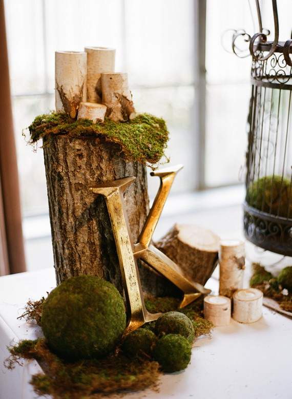 Fresh Spring Decorations Ideas - Decorate And Tinker With Moss_08