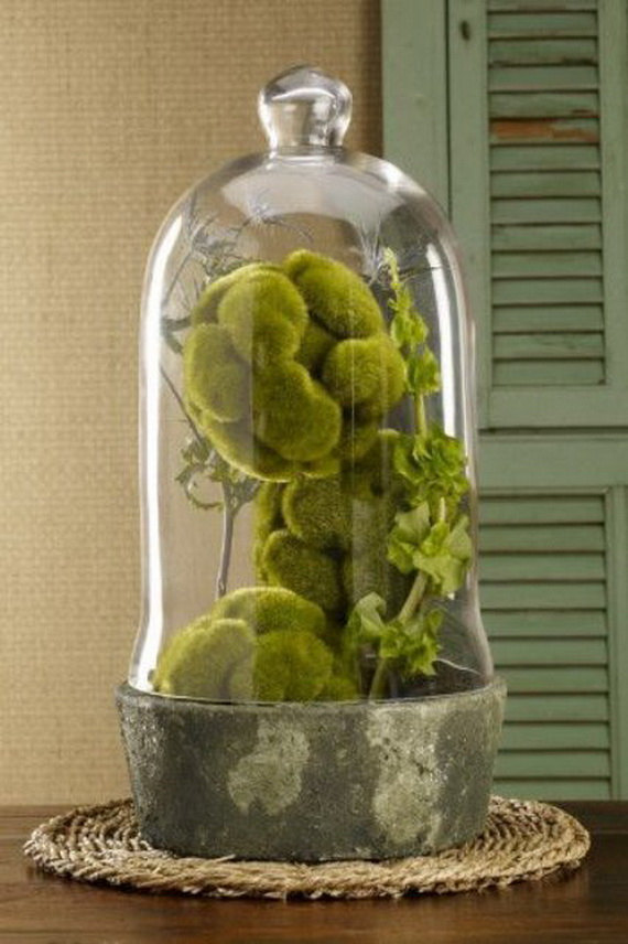 Fresh Spring Decorations Ideas - Decorate And Tinker With Moss_09