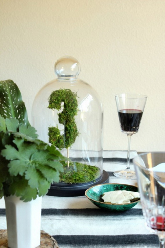 Fresh Spring Decorations Ideas - Decorate And Tinker With Moss_10