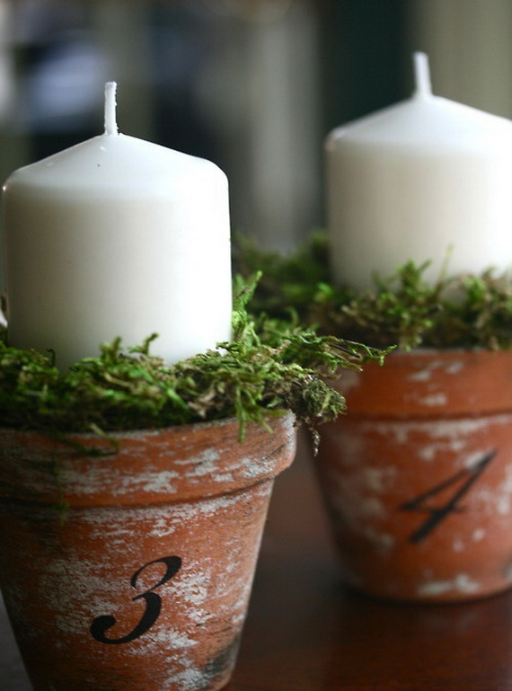 Fresh Spring Decorations Ideas - Decorate And Tinker With Moss_16