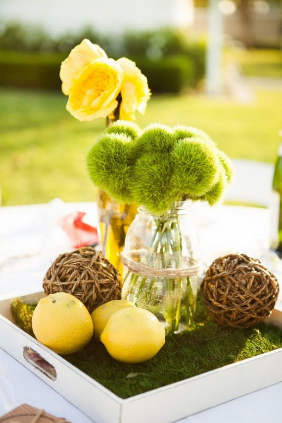 Fresh Spring Decorations Ideas - Decorate And Tinker With Moss_21