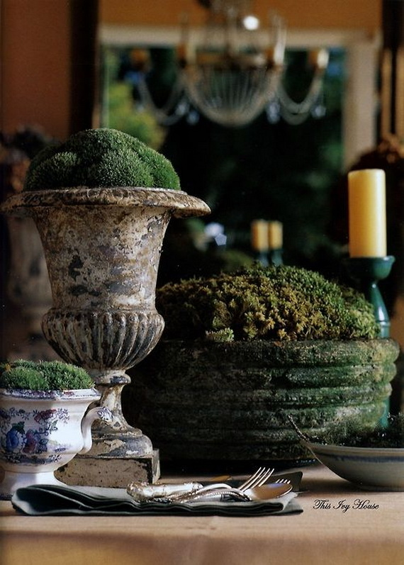 Fresh Spring Decorations Ideas - Decorate And Tinker With Moss_22