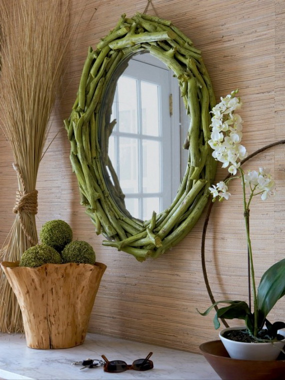 Fresh Spring Decorations Ideas - Decorate And Tinker With Moss_26