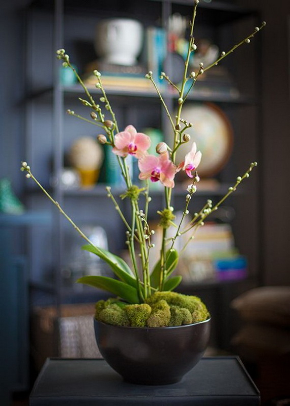 Fresh Spring Decorations Ideas - Decorate And Tinker With Moss_27