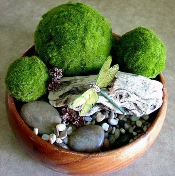 Fresh Spring Decorations Ideas - Decorate And Tinker With Moss_28