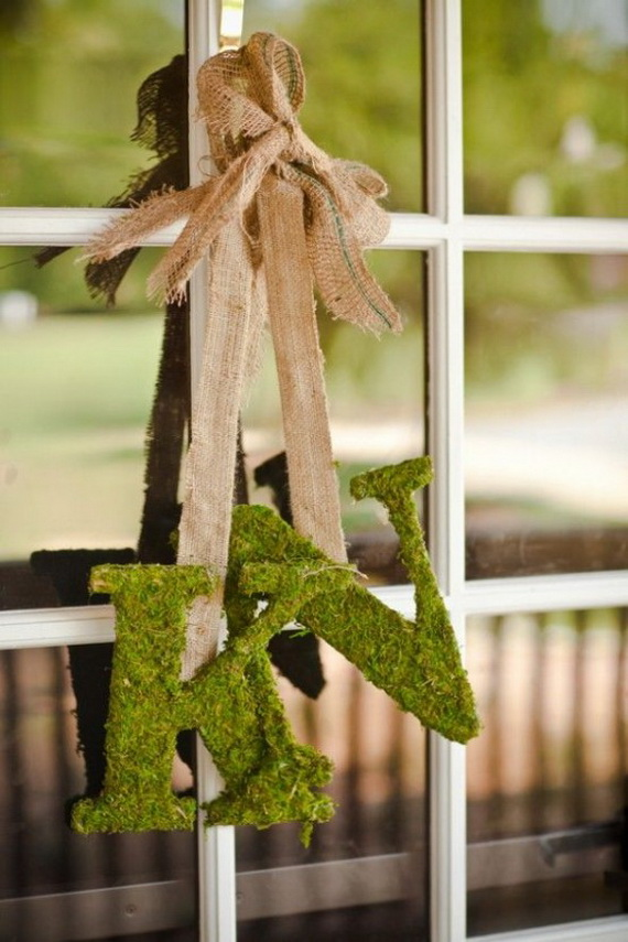 Fresh Spring Decorations Ideas - Decorate And Tinker With Moss_34
