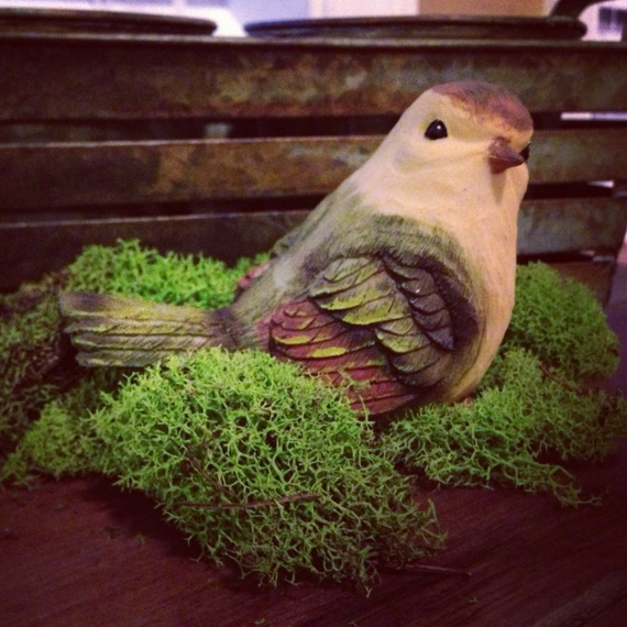 Fresh Spring Decorations Ideas - Decorate And Tinker With Moss_45