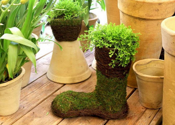 Fresh Spring Decorations Ideas - Decorate And Tinker With Moss_48
