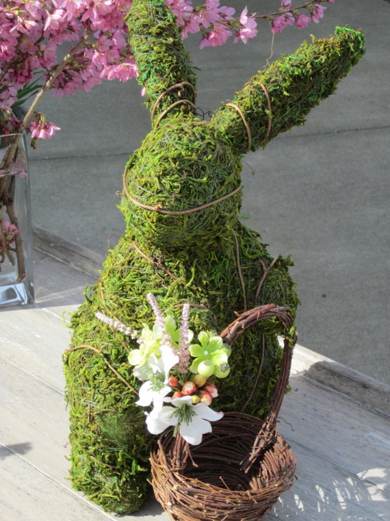Fresh Spring Decorations Ideas - Decorate And Tinker With Moss_51