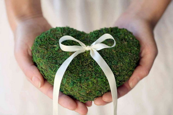 Fresh Spring Decorations Ideas - Decorate And Tinker With Moss_53