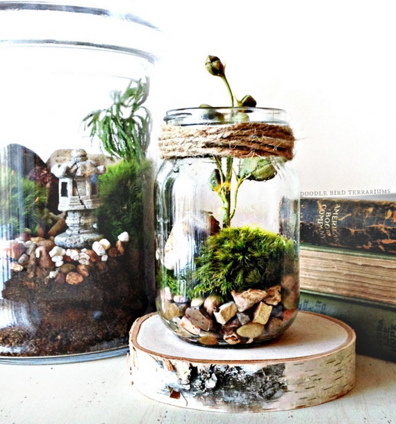 Fresh Spring Decorations Ideas - Decorate And Tinker With Moss_64