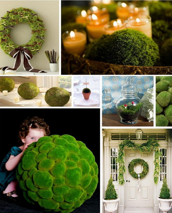 Fresh Spring Decorations Ideas - Decorate And Tinker With Moss_68