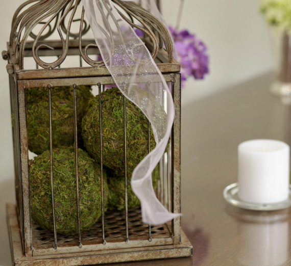 Fresh Spring Decorations Ideas - Decorate And Tinker With Moss_72