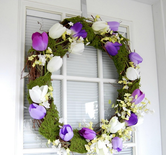 Fresh Spring Decorations Ideas - Decorate And Tinker With Moss_74