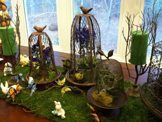 Fresh Spring Decorations Ideas - Decorate And Tinker With Moss_77