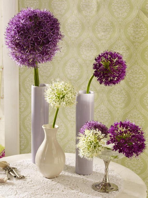 Gorgeous Single Flower Decoration Ideas  (11)