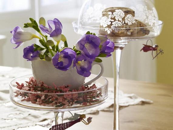 Gorgeous Single Flower Decoration Ideas  (18)