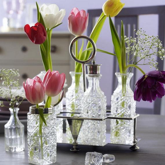 Gorgeous Single Flower Decoration Ideas  (19)