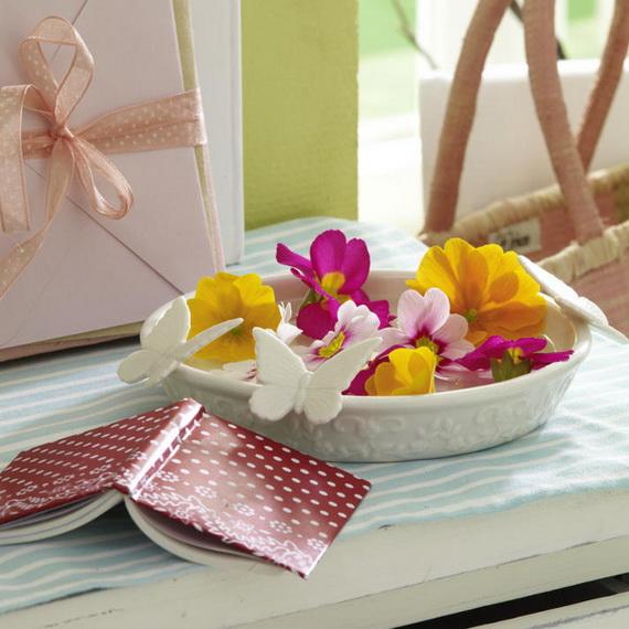 Gorgeous Single Flower Decoration Ideas  (20)