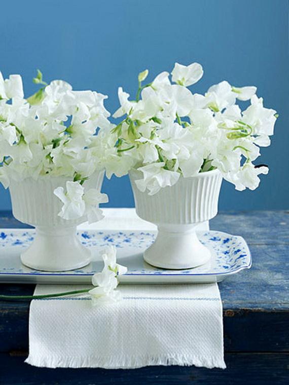 Gorgeous Single Flower Decoration Ideas  (23)