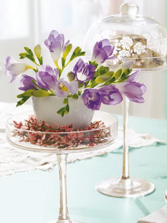 Gorgeous Single Flower Decoration Ideas  (25)
