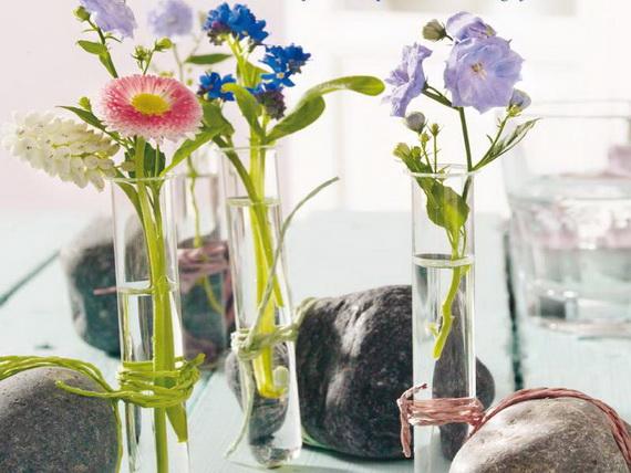 Gorgeous Single Flower Decoration Ideas  (27)