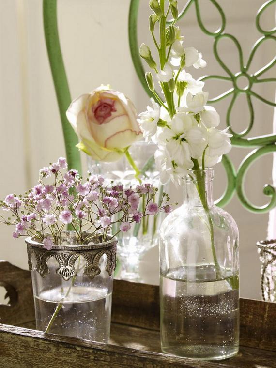 Gorgeous Single Flower Decoration Ideas  (9)