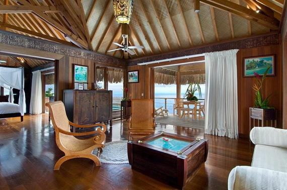 Hilton Bora Bora Nui Resort & Spa The French Polynesia Paradise_02