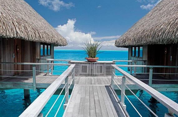 Hilton Bora Bora Nui Resort & Spa The French Polynesia Paradise_04