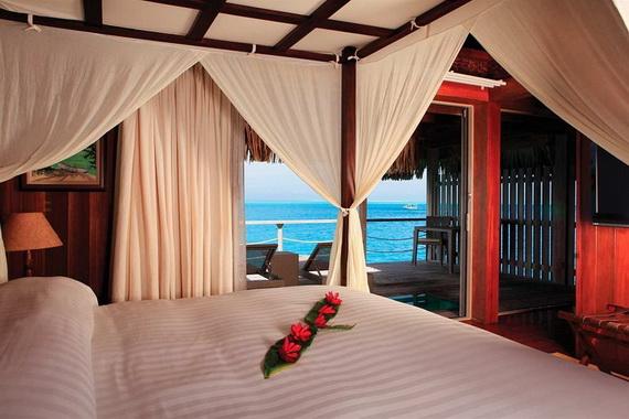Hilton Bora Bora Nui Resort & Spa The French Polynesia Paradise_05